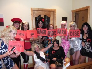 Organise Your Hen Party